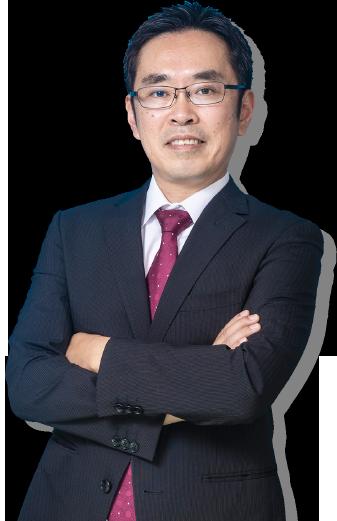 代表取締役社長 野坂企久夫